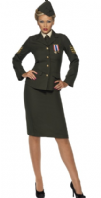 WW2 Wartime Officer Costume